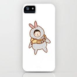 IU bunny iPhone Case