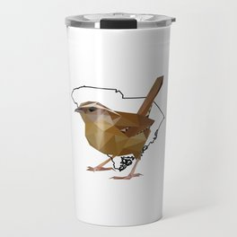 South Carolina – Carolina Wren Travel Mug