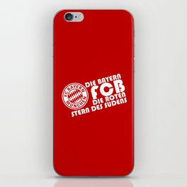 Slogan Bayern Munich iPhone Skin