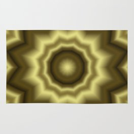 Gold Nugget Rug