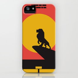 The Lion King Simple Series iPhone Case