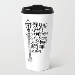 Narnia Lamppost Travel Mug