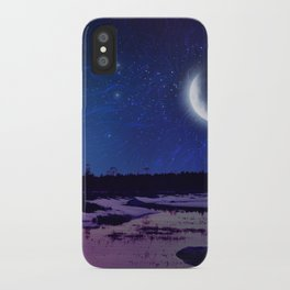 Night - From Day And Night Painting iPhone Case
