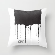 SALVAJEANIMAL Drops Throw Pillow