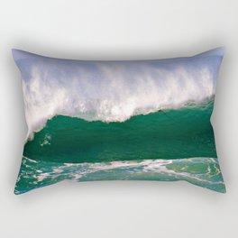 Windy Wave Rectangular Pillow