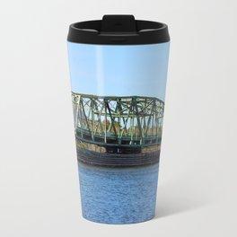 Swing Bridge Opened Travel Mug
