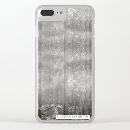 This Is Bigger Than Me Clear iPhone Case