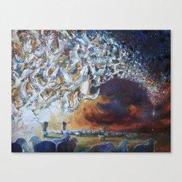Seeing Shepherds Canvas Print
