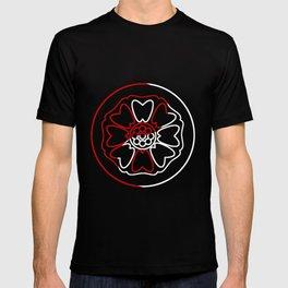 Red/White Lotus T-shirt