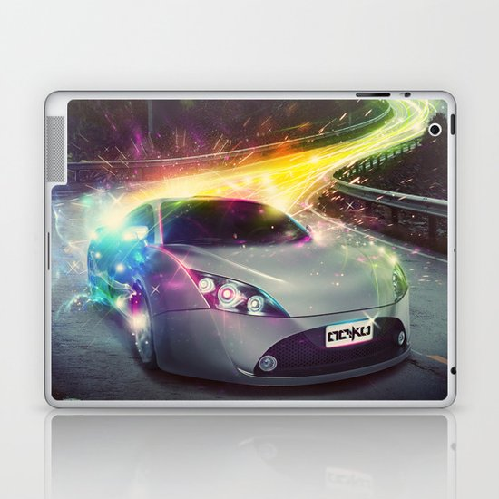 Superhighway Laptop & iPad Skin
