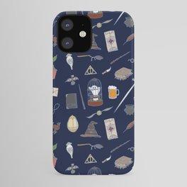 Harry Pattern Night iPhone Case