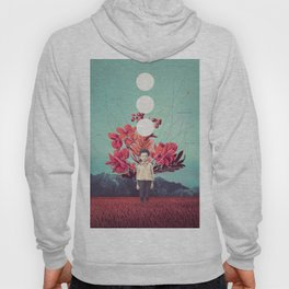 Standing at the Threshold of Time Hoody