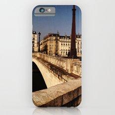 Bridges of Paris - Ile Saint Louis iPhone 6s Slim Case