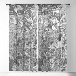 Turmoil Sheer Curtain