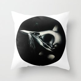 birthday party Throw Pillow