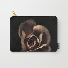 Rose noire colors fashion Jacob's Paris Carry-All Pouch