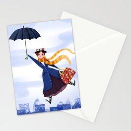 Mary Poppins Stationery Cards