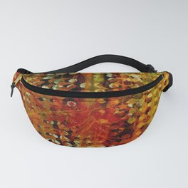 Portofino Abstract Fanny Pack