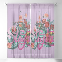 Staytrue Sheer Curtain