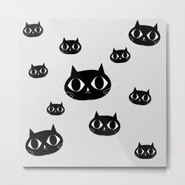 Catscatscats Metal Print