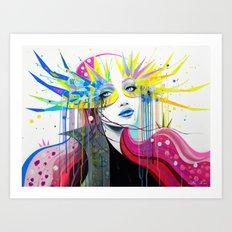 -Drugs- Art Print