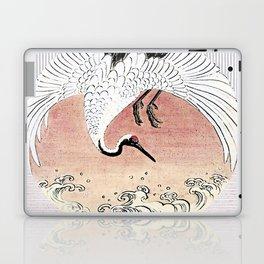 Crane and Wave Laptop & iPad Skin