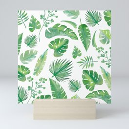 Tropical days - series -  Mini Art Print