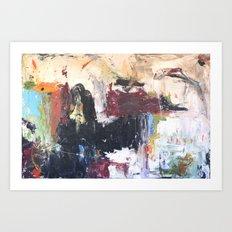In Colour Art Print