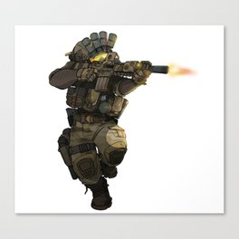 US Navy Seal Operator Canvas Print