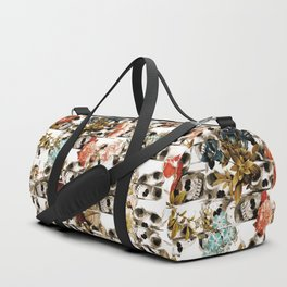 Glitch Fall Duffle Bag