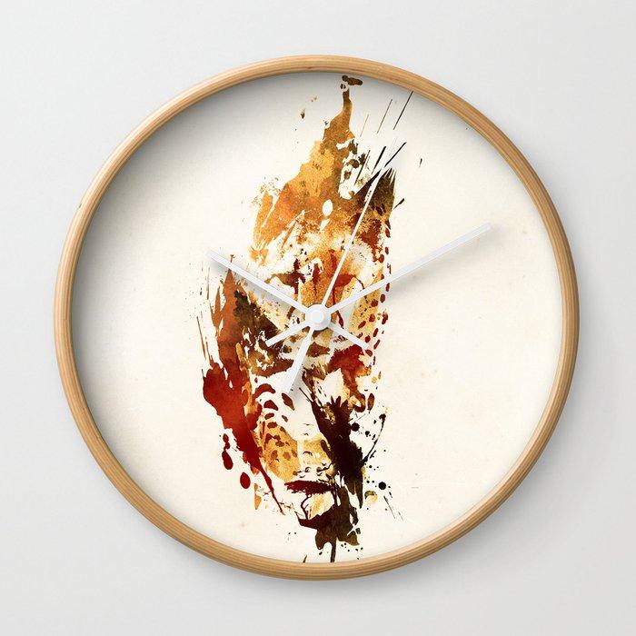 El Guepardo Wall Clock