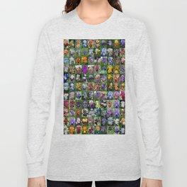Iris Montage Long Sleeve T-shirt