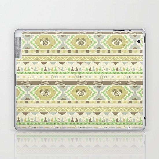 Aztec Eye Laptop & iPad Skin