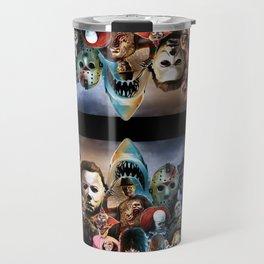 Horror Icons. Travel Mug