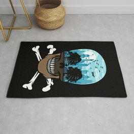 Death City - Skyline Rug