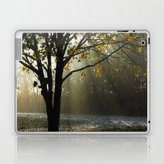 A Hazy Kind of Morning Laptop & iPad Skin