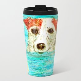 Jack Russell Terrier Travel Mug
