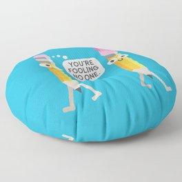 Number Twopée Floor Pillow