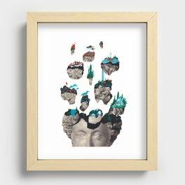 Meditations Recessed Framed Print