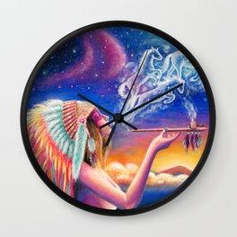 Spirit Wall Clock
