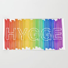 Hygge for All Beach Towel