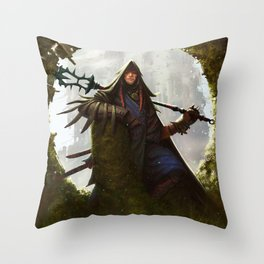 Scavenger Heroes series - 8 Throw Pillow