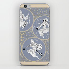 Amino Acid Horoscope - Overlay iPhone Skin