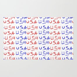 usa 4-america,united states of america,us,stars and strips,patriotic,patriot,united states,new york Rug