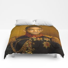 Will Smith - replaceface Comforters