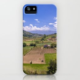 Majella iPhone Case