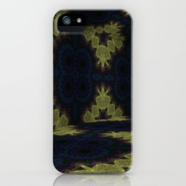 Iconic Hollows 10 iPhone Case