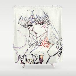 Sesshomaru Shower Curtain
