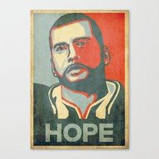 Mass Effect : HOPE Canvas Print
