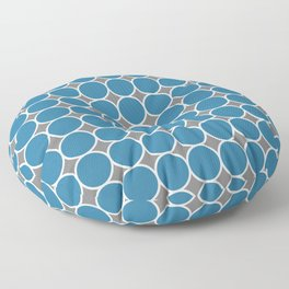 ponovan (blue) Floor Pillow